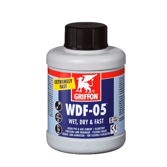 Фото - Клей WDF-05,  250мл для флекса+щеточка