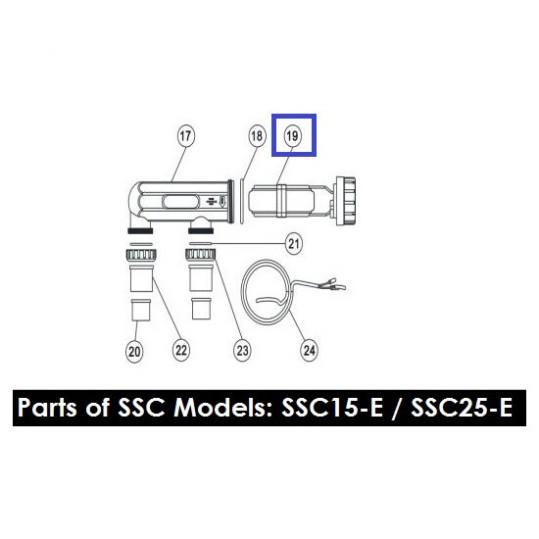 Заменяемая ячейка для Emaux SSC15 (08050018)