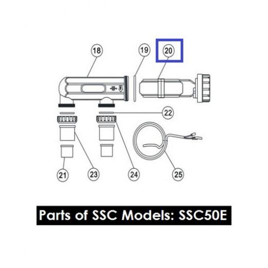 Заменяемая ячейка для Emaux SSC50/25 (08050019)