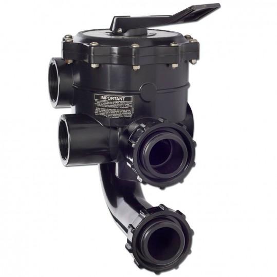 """Фото - Кран Hayward Vari-Flo SP0715XR50E 6-ти позиционный для фильтров серии Pro-Grid (2"""")"""