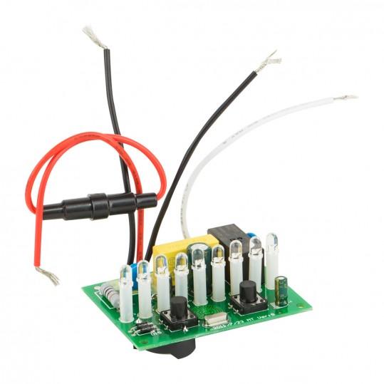 Фото - Плата управления + таймер для фильтрационных систем Emaux FSU/ РСВ (4015041)