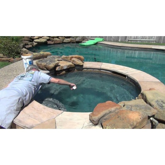 FIX25 Fix a leak засіб від протікань басейнів та спа, 1л/25-83м3 (Канада)