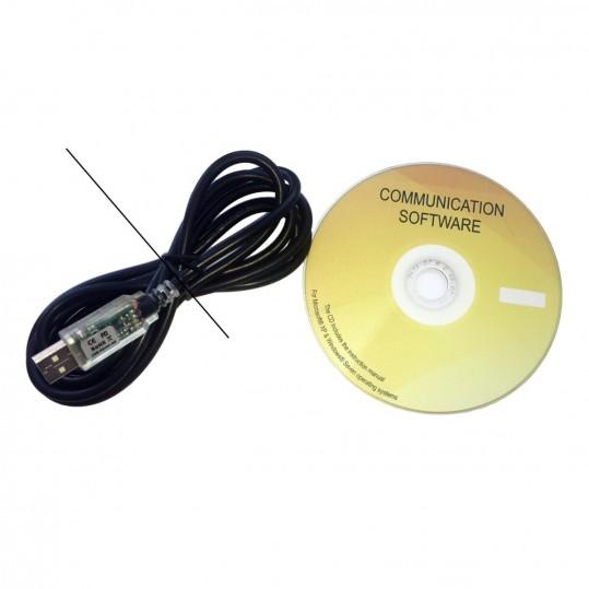 Фото - Кабель адаптер RS485/USB для панели управления AquaViva K800