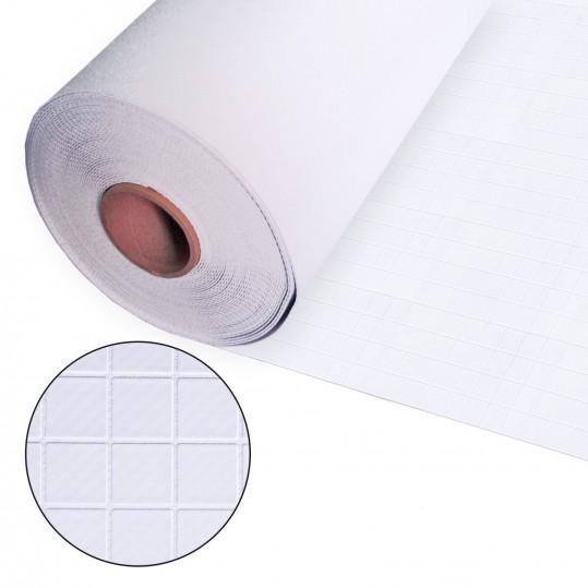 Фото - Лайнер Cefil Touch Tesela White белая мозаика (текстурный)