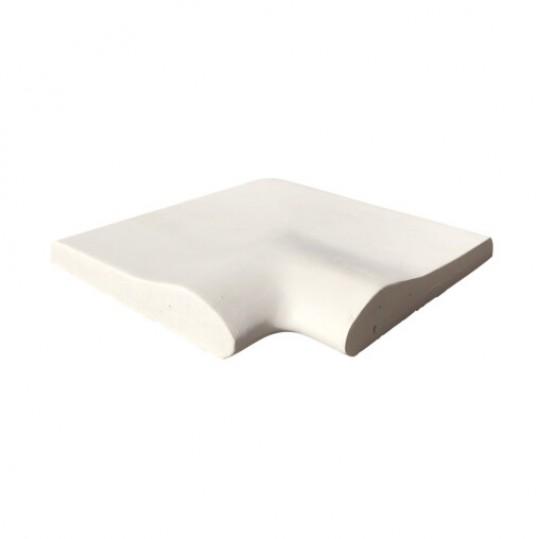 Копинговый камень угловой Aquaviva 320x400x50-25 мм