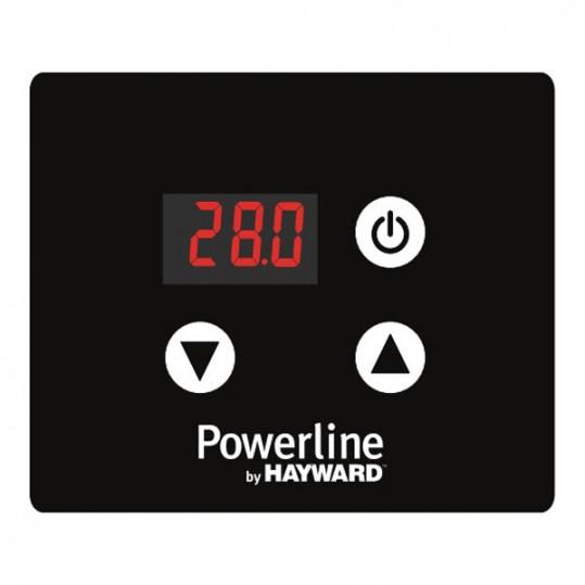 Тепловой насос Hayward CLASSIC POWERLINE 13 (тепло/холод, 18.9Kw)
