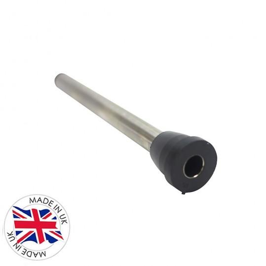 Фото - Трубка кармана термостата Elecro G2 X-HEC-STA EPDM 8.5-mm (с уплотнительной резинкой)