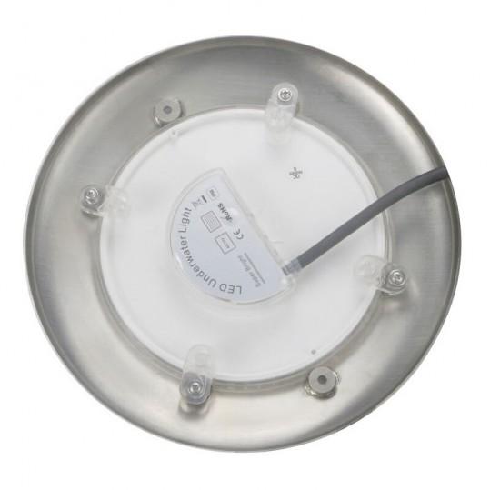 Прожектор светодиодный AquaViva LED001B (HT201S) 252led 18W RGB (нерж 316)