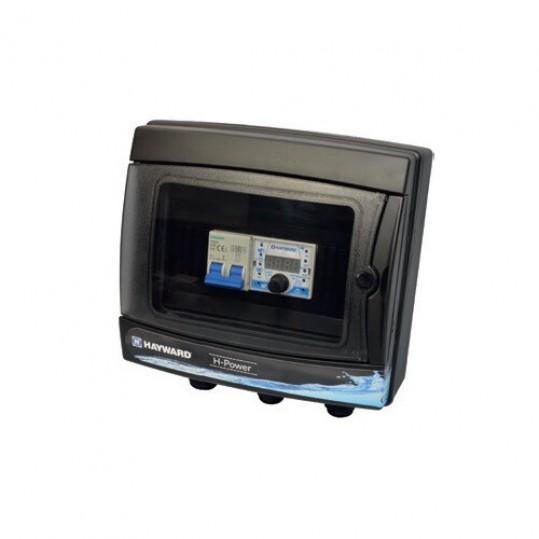 Фото - Панель управления аттракционами Hayward HPO-SWIM 400V NCC 16A - Обратный таймер