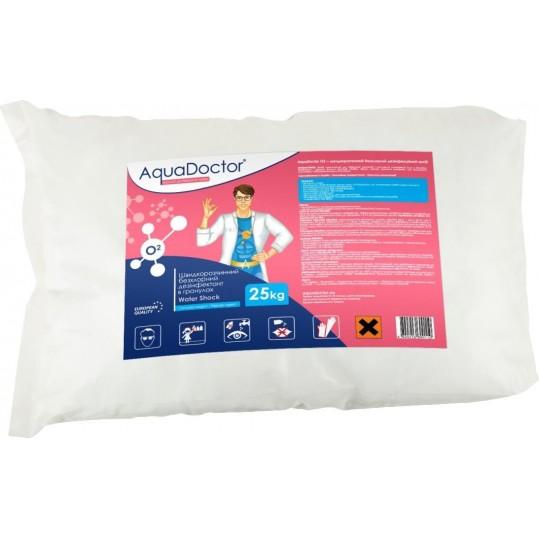 Фото - Бесхлорная дезинфекция Aquadoctor O2 25 кг (активный кислород)