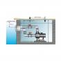 Фото - Противоток Emaux AFS 40 Kit (380V, LED, 75m3/h*13m, 3kW, 4HP)