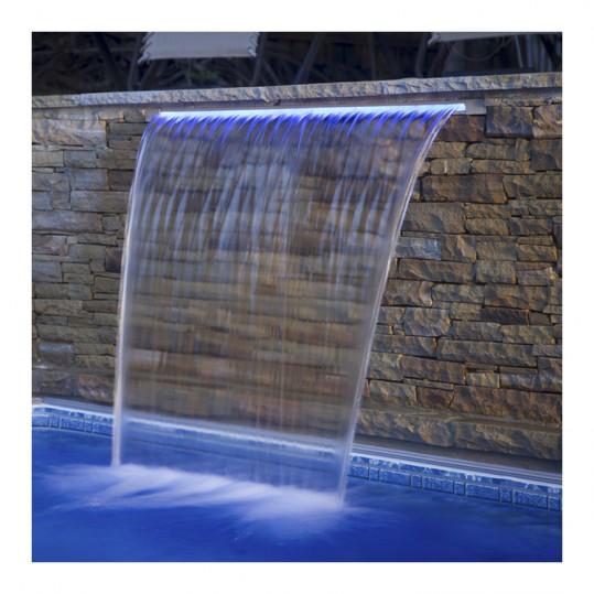 Фото - Стеновой водопад EMAUX PB 900-150(L) с LED подсветкой