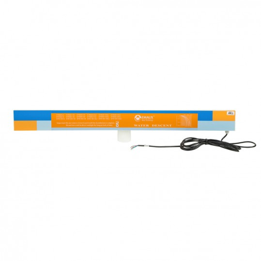 Стеновой водопад EMAUX PB 600-150(L) с LED подсветкой