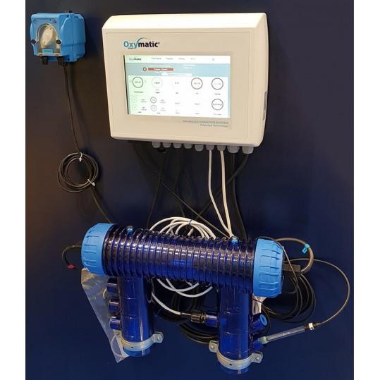 Генератор активного кислорода Hydrover Oxymatic Smart Plus 175+pH