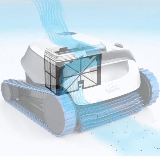 Робот-пылесос Dolphin S200
