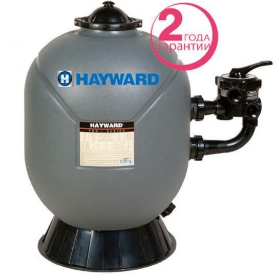 Фото - Песочный фильтр Hayward Pro 600мм, 14м3/ч, боковой клапан