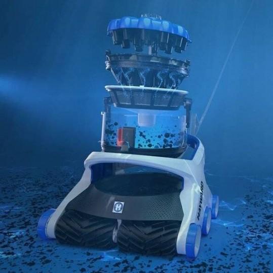 Робот-пылесос Hayward AquaVac 650
