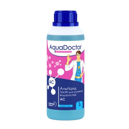 Фото - Средство против водорослей Aquadoctor AC 1 л (жидкий)