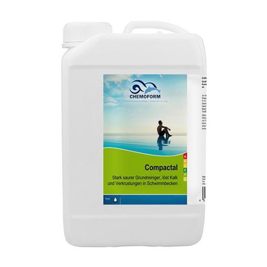 Фото - Чистящее средство Chemoform Compactal 3л (жидкий)