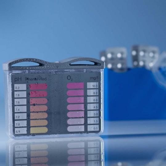 Фото - Тестер AquaDoctor Box таблеточный pH и O2 (20 тестов)