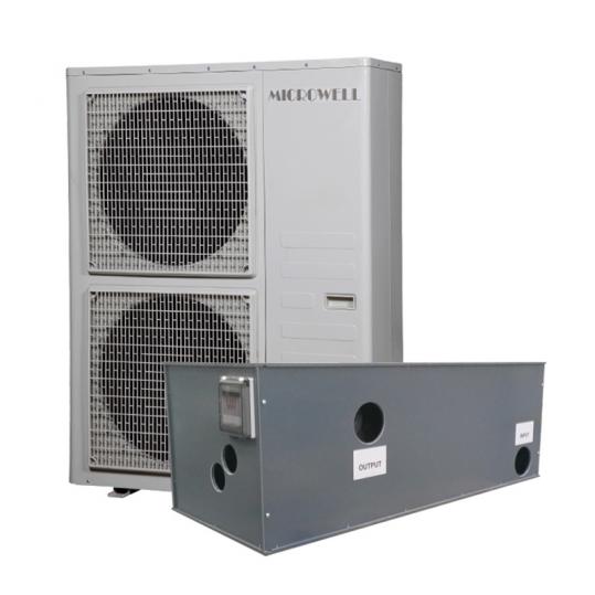 Фото - Тепловой насос Microwell HP2000 Split