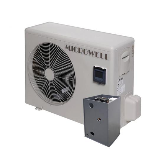 Фото - Тепловой насос Microwell HP900 Split Omega