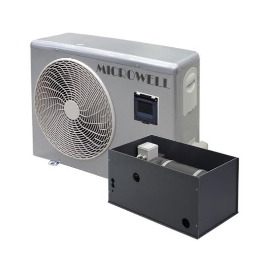 Фото - Тепловой насос Microwell HP900 Split Premium