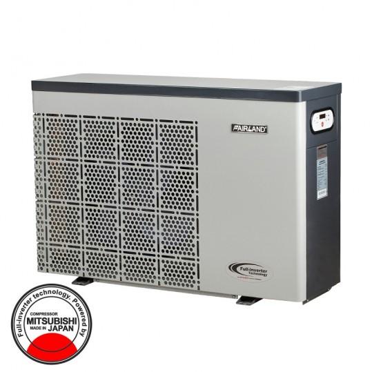 Фото - Тепловой насос Fairland IPHC45 инверторный (40-75m3, тепло/холод, 220V, 17.5kW)