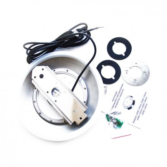 Прожектор для бассейна AquaViva LED001-546led (33 Вт, светодиодный, нержавеющая сталь)