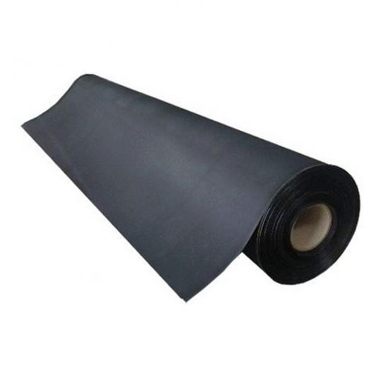Плёнка ПВХ для искусственных водоёмов (черная,1 мм.)