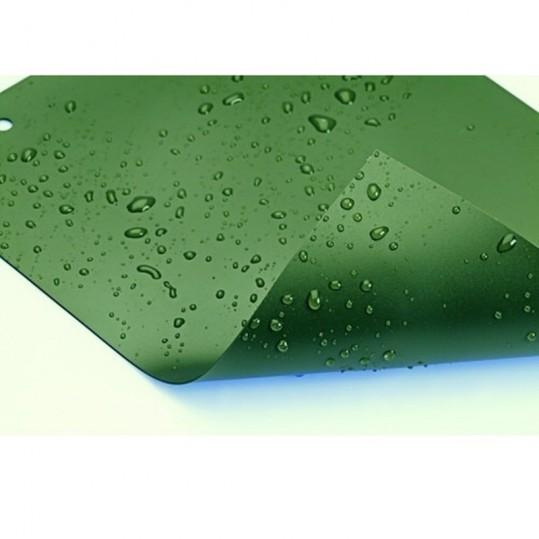 Фото - Плёнка ПВХ для искусственных водоёмов (зеленая, 1 мм .)