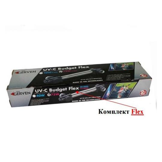 Ультрафиолетовая лампа Xclear UV-C Budget Flex 40 Watt