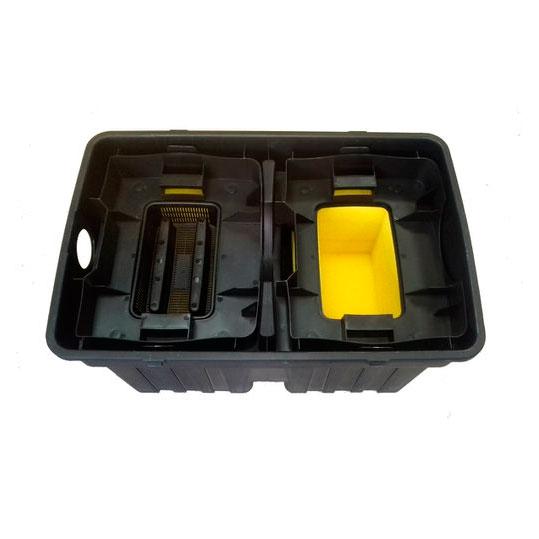 Проточный фильтр для пруда с уф AquaKing Bio Filterbox BF