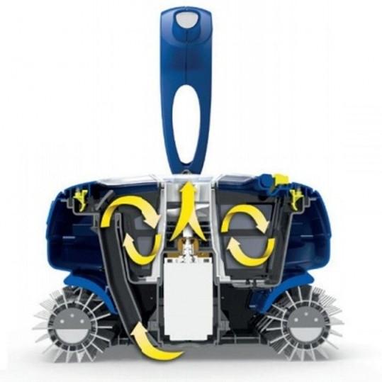 Робот-пылесос Zodiac CyclonX RC 4401