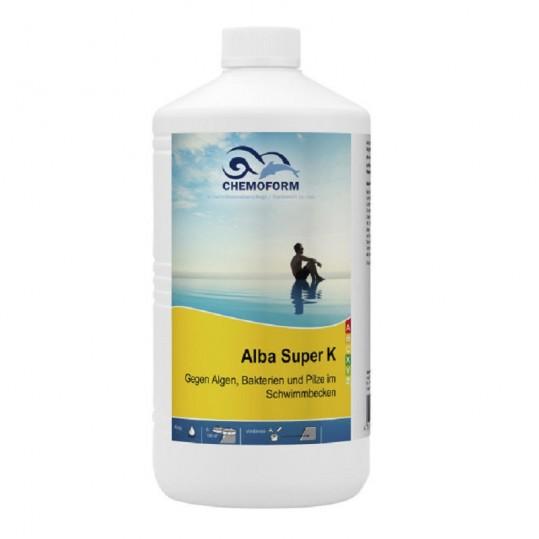 Фото - Средство против водорослей Chemoform Alba Super 1 л.  (жидкий)