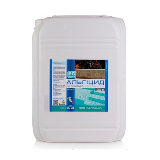 Фото - Средство против водорослей Barchemicals C91 20 л (жидкий)