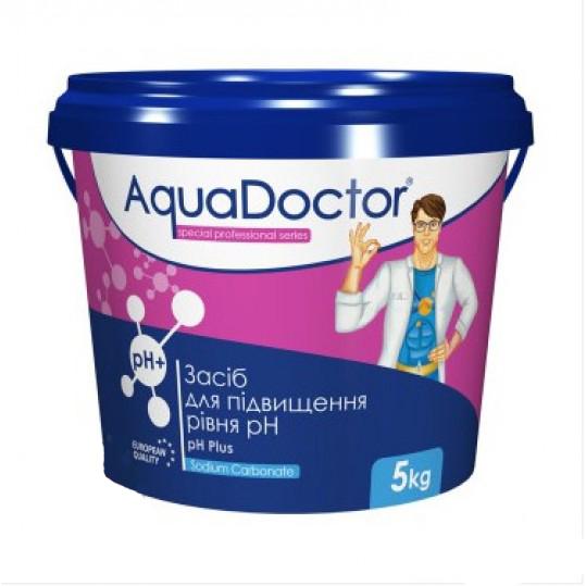 Фото - Регулятор pH AquaDoctor pH Plus 1кг (гранулы)