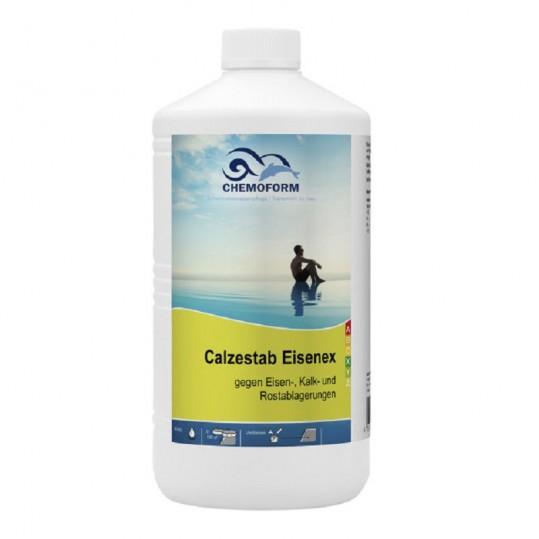 Фото - Средство против мутной воды Chemoform Calzestab-Eisenex 1 л (жидкий)