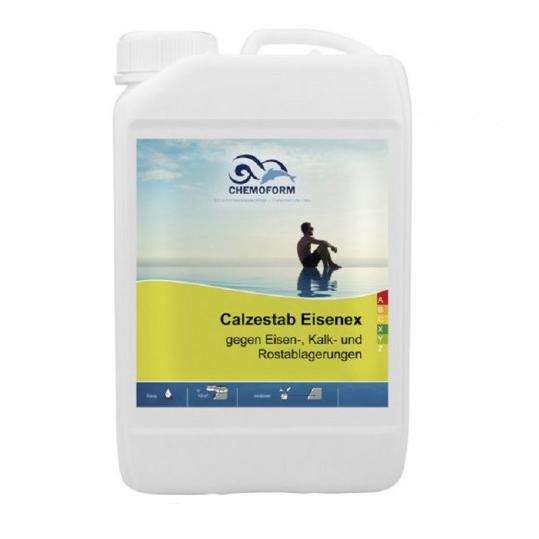 Фото - Средство против мутной воды Chemoform Calzestab-Eisenex 30 л (жидкий)