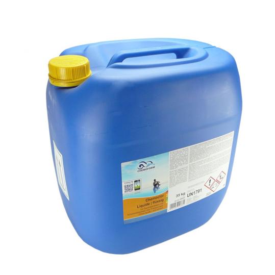 Фото - Хлор длительного действия Chemoform Chemochlor 35 кг (жидкий)