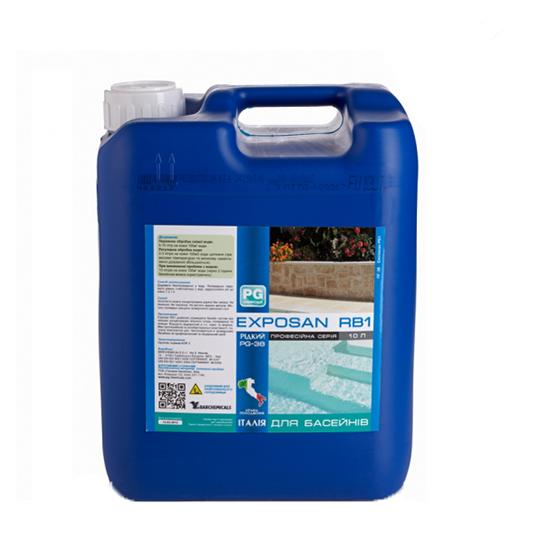 Фото - Чистящее средство Barchemicals Exposan RB1 10 л (жидкий)