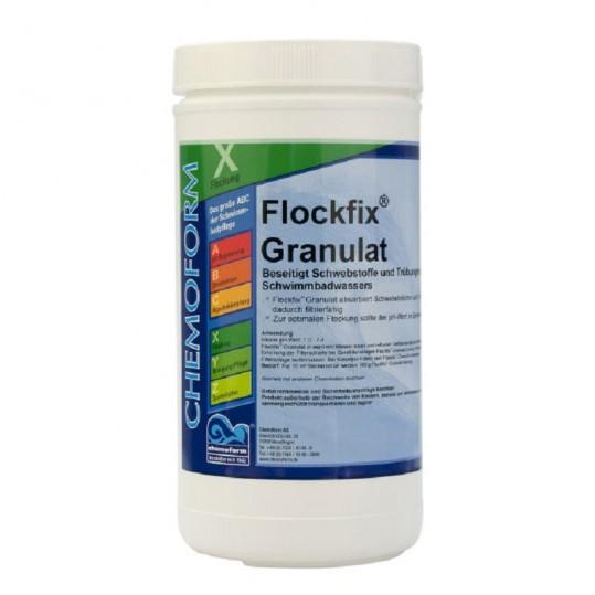 Фото - Средство против мутной воды Chemoform Flockergranulat 1 кг (гранулы)