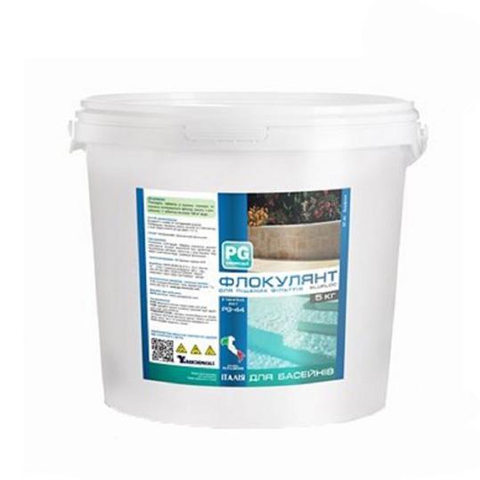 Фото - Средство против мутной воды Barchemicals PG-44 5 кг (табл. по 200 г)
