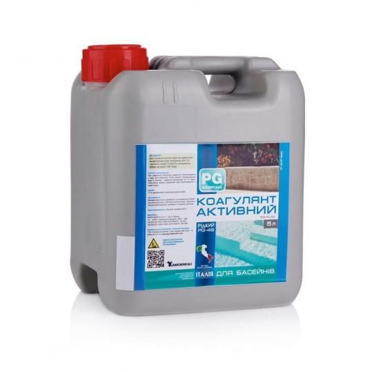 Фото - Средство против мутной воды Barchemicals PG-46.5 (жидкий) 5л