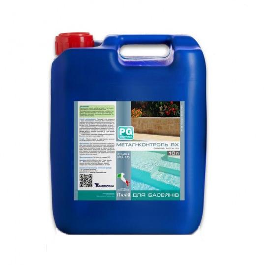 Фото - Чистящее средство Barchemicals Металл контроль RX 10 л (жидкий)