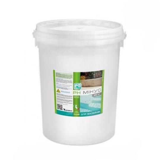 Фото - Регулятор pH Barchemicals pH минус 25 кг (гранулы)