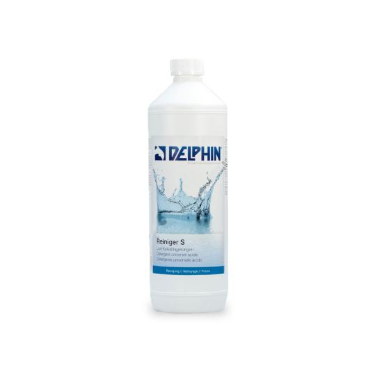 Фото - Чистящее средство Delphin Reiniger S 1л (жидкий)