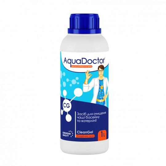Фото - Средство для очистки ватерлинии AquaDoctor CG CleanGel 1л (жидкий)